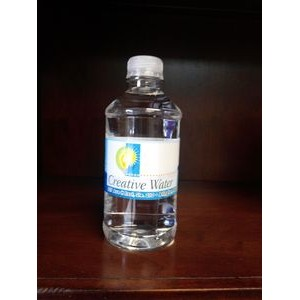 12 Oz. Lite Personalized Bottled Water w/Pallet Pricing